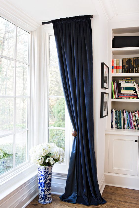 Design trends of 2019 fashion window treatments - Window treatment trends 2019 ...