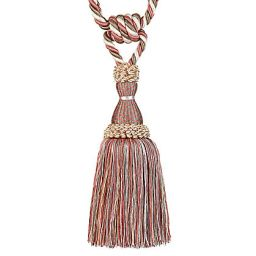Single Braided Tassel Tieback #3317-13