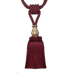 Single Resin Tassel Tieback #3422-10
