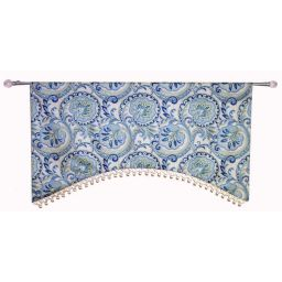 Arched Valance