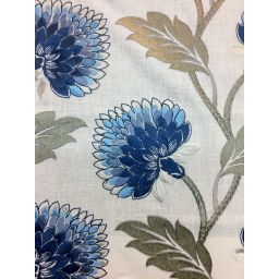 Ariella Navy Fabric