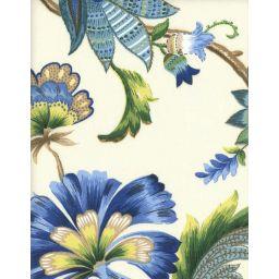 Azahar Blue Fabric