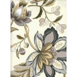 Azahar Grey Fabric