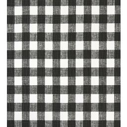 Buffalo Plaid Ink Fabric