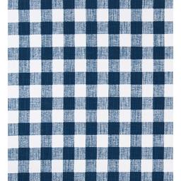 Buffalo Plaid Denim Fabric
