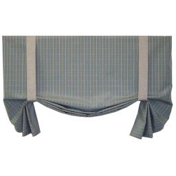 Board Mounted Butterfly Valance