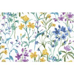 Ciara Bluebell Fabric