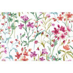 Ciara Coral Fabric