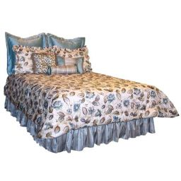 Comforter - custom made bedding