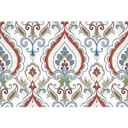 Delphine Chili Fabric