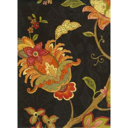 Emberton Fiesta Black Fabric