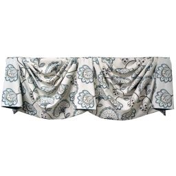 Board Mounted Empire Valance