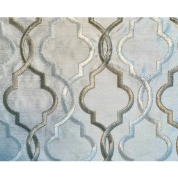 Empire Ivory Embroidered Fabric