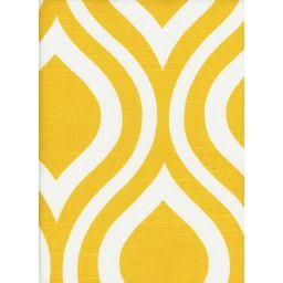 Iota Corn Yellow Fabric