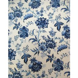 Island Gem Indigo Fabric