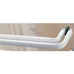 Double Curtain Rod