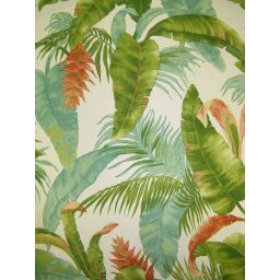 Tropical La Selva Aquarius fabric