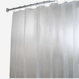 Extra Long and/or Extra Wide Vinyl Shower Curtain Liners