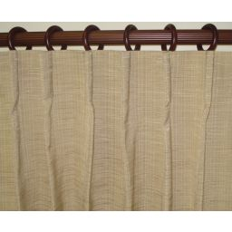 Single Pleated Drapery Panel