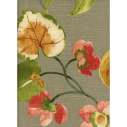 Spring Hill Chicory Fabric