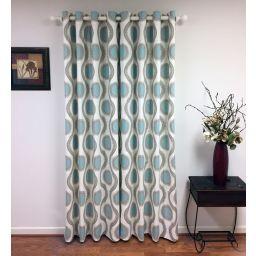 Grommet Panel Curtains
