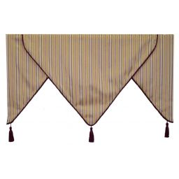 Single Lexington valance